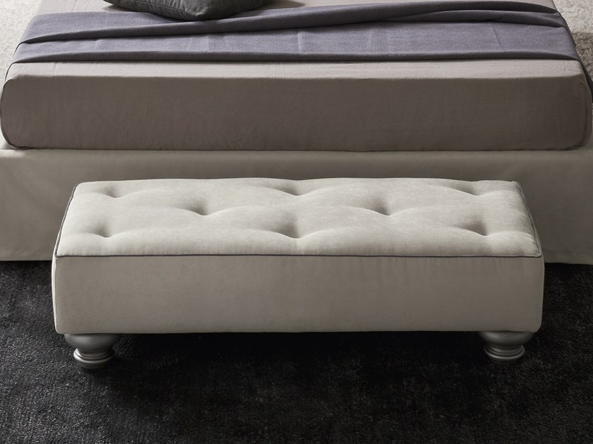 Upholstered fabric bench PANQUETTE | Bench by Felis