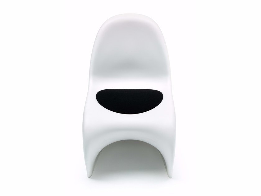 Oval chair cushion PANTON by HEY-SIGN