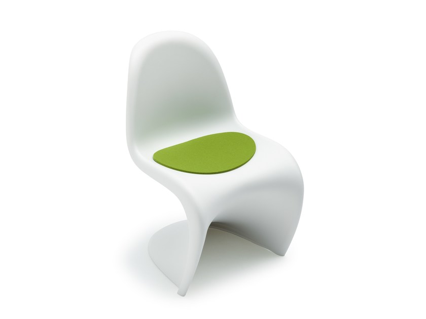 Felt chair cushion PANTON JUNIOR by HEY-SIGN