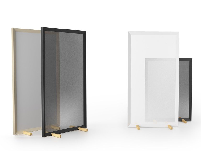 Metal room divider PARBAN by Systemtronic