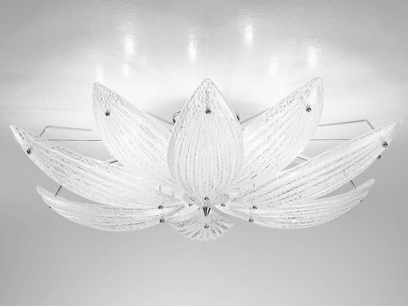 Plafoniere In Vetro Di Murano : Paradise plafoniera collezione by idl export design