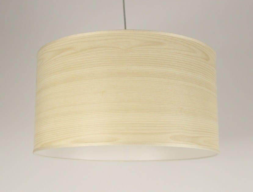 Drum shaped PVC lampshade PVC lampshade by Ipsilon PARALUMI