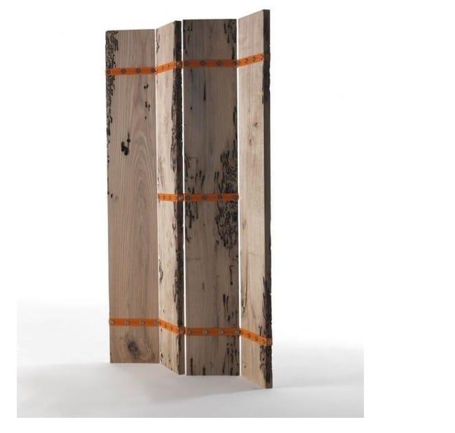 Paravento in legno di briccola Paravento - Riva 1920