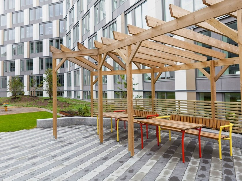 PARC | Tavolo per spazi pubblici