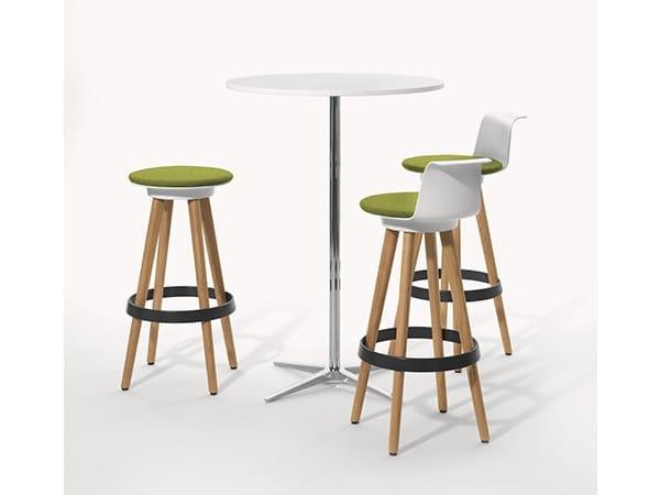 PARCS - CLUB TABLE   High table