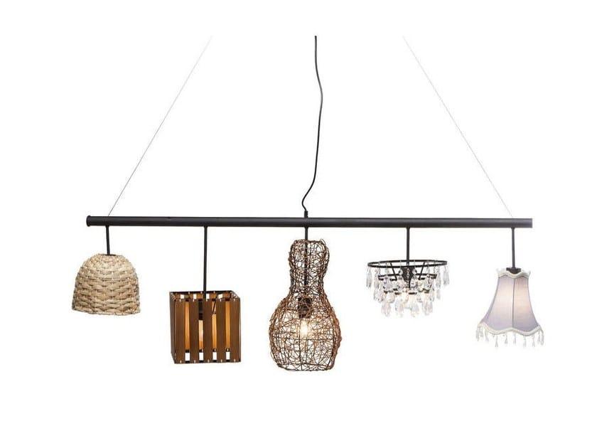 Pendant lamp PARECCHI ART HOUSE by KARE-DESIGN