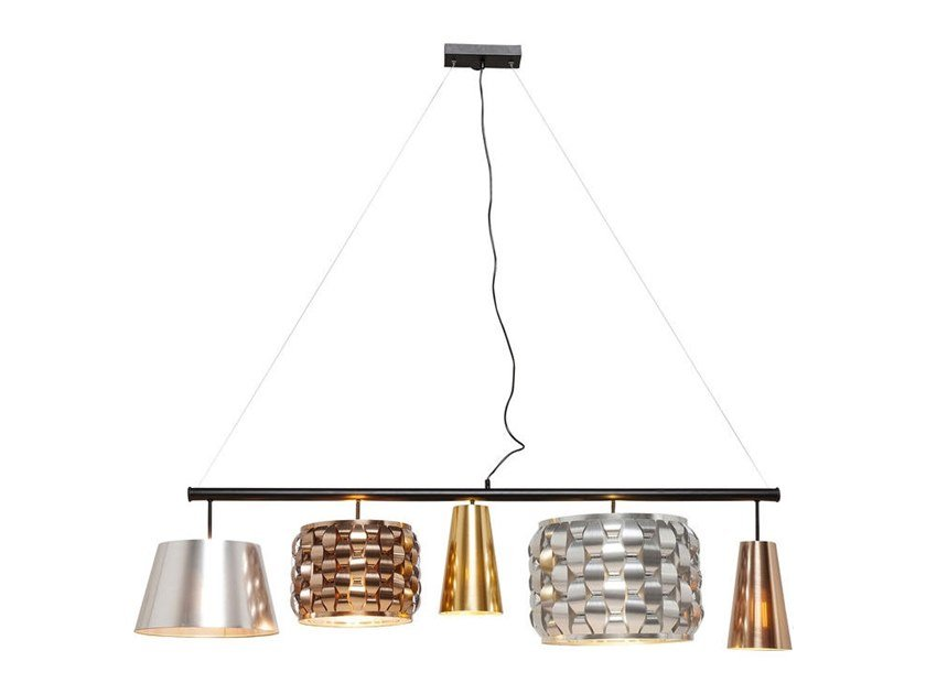 Pendant lamp PARECCHI GLAMOUR | Pendant lamp by KARE-DESIGN