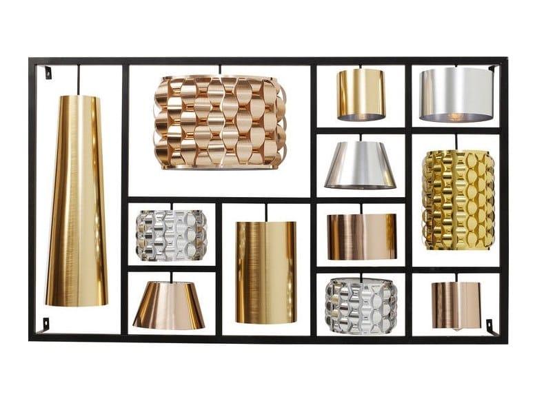 Wall lamp PARECCHI GLAMOUR | Wall lamp by KARE-DESIGN