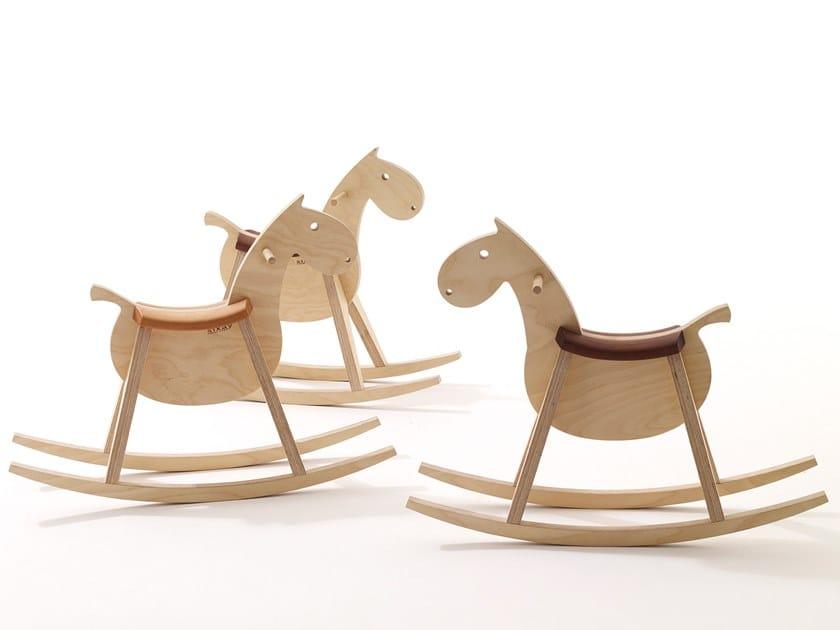 Paripa Cavallo A Dondolo By Sixay Furniture Design Laszlo Szikszai