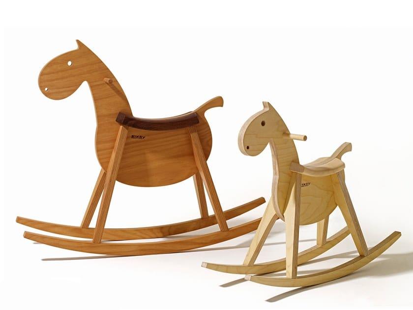 Cavallo A Dondolo Legno.Paripa Cavallo A Dondolo By Sixay Furniture Design Laszlo Szikszai