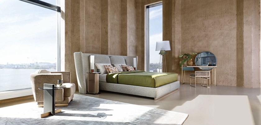 PARIS PANAME | Letto By ROCHE BOBOIS design Bruno Moinard