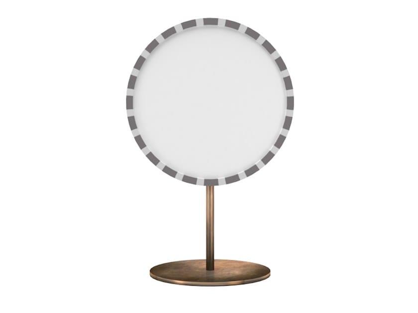 Espelho de apoio redondo PARIS | Espelho by Scarlet Splendour
