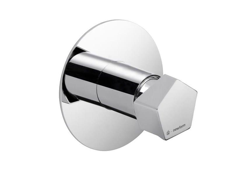 Single handle shower mixer PARK | Single handle shower mixer by newform