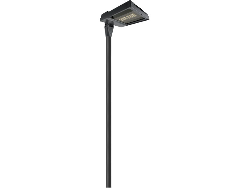Testa palo a LED in alluminio verniciato a polvere PARKER | Testa palo by Linea Light Group