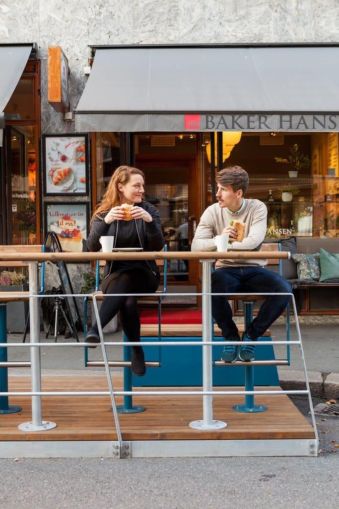 PARKLETS 2.0 CAFÉ