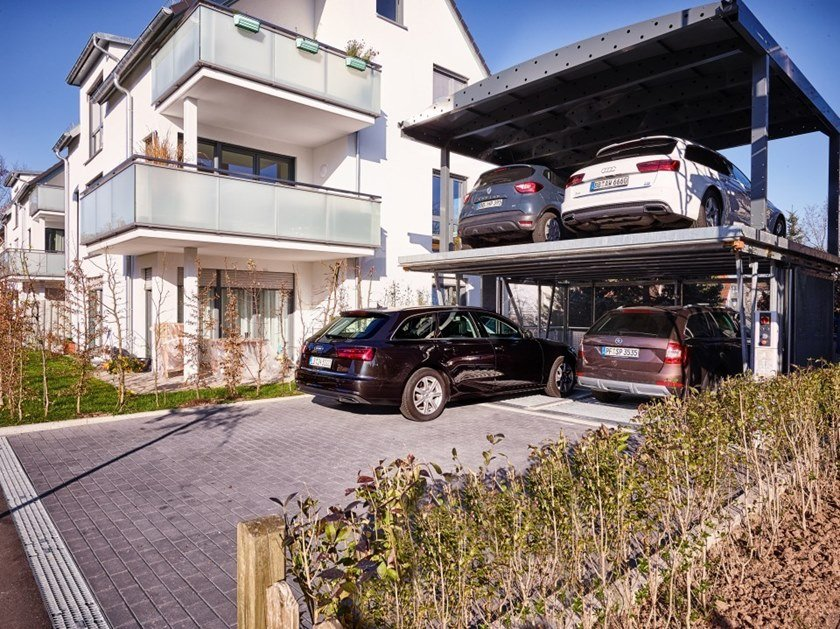 Automatic parking systems PARKLIFT 462 D by IDEALPARK