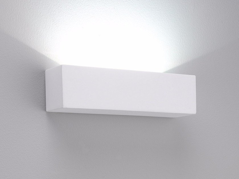 LED indirect light plaster wall light PARMA 250 by Astro Lighting