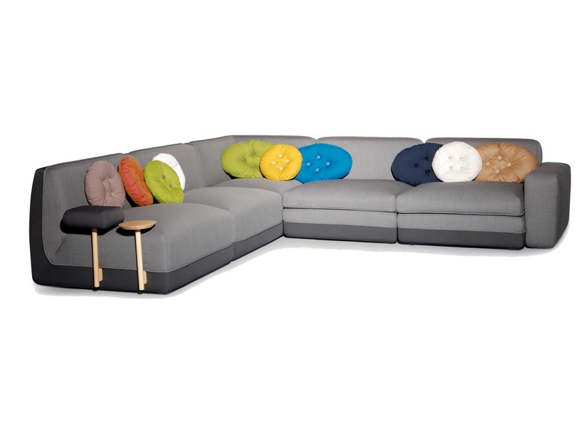 Sectional sofa PARTY   Sectional sofa by Sancal