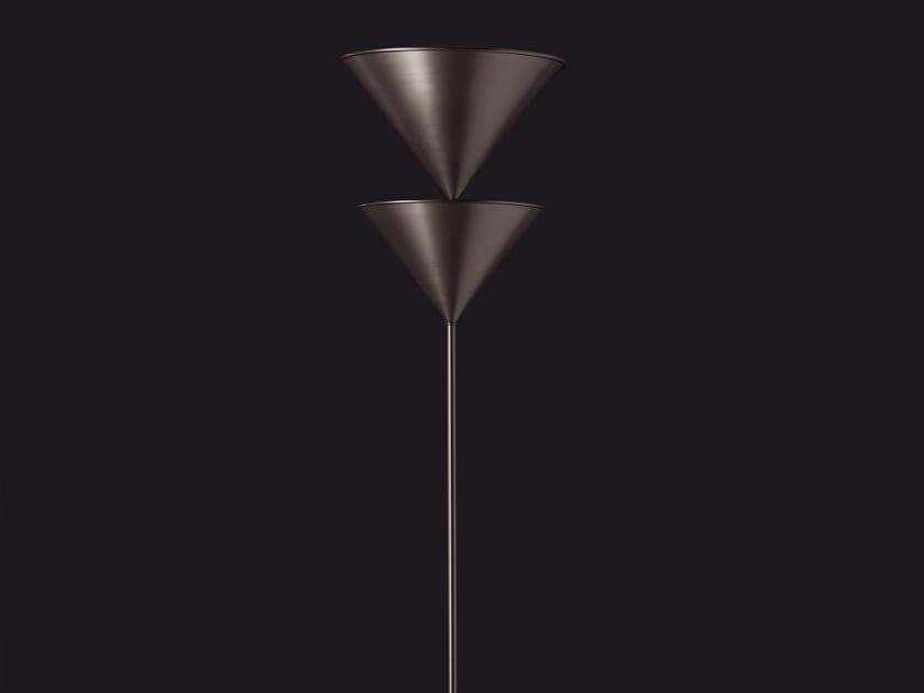 Lámpara de pie con luz indirecta PASCAL - 345 by Oluce
