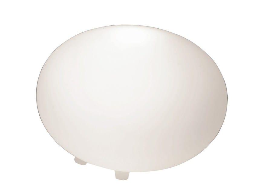 Glass table lamp PASQUA by KARE-DESIGN