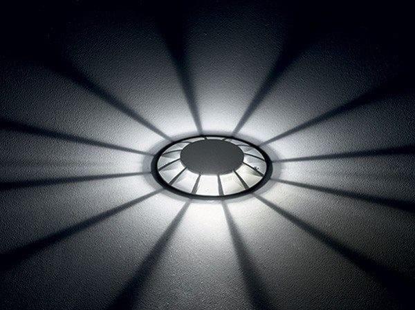 Segnapasso a LED a pavimento PASSUM Sidewards by Goccia Illuminazione