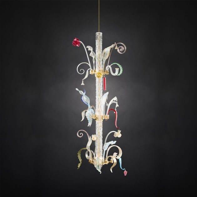 A Led In Indiretta Lampada Luce Pastamp; Future Veronese Di Vetro Murano Sospensione CsdtQxhr