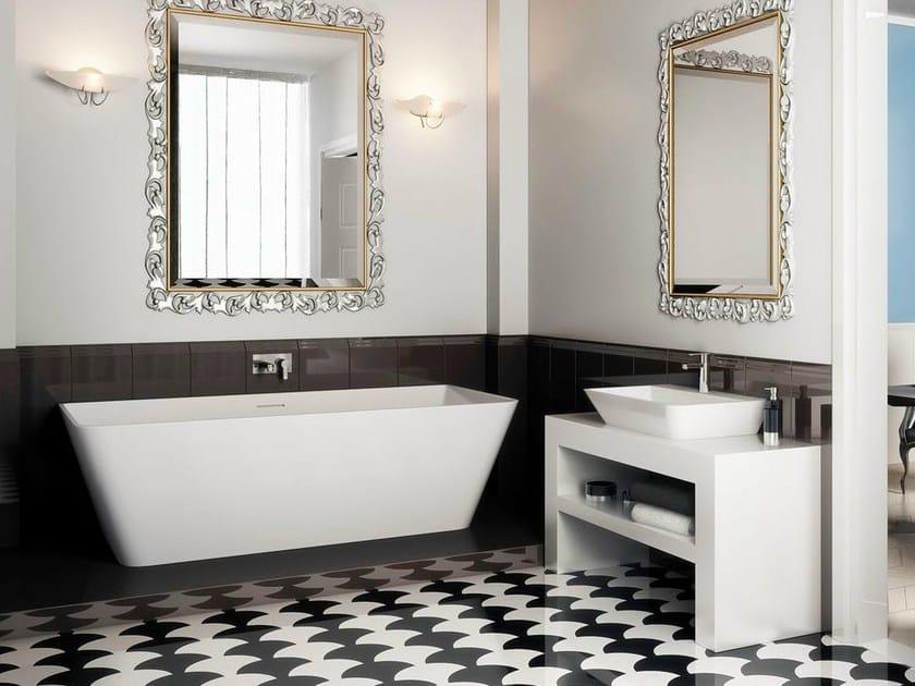 Rectangular bathtub PATINATO | Bathtub by Polo