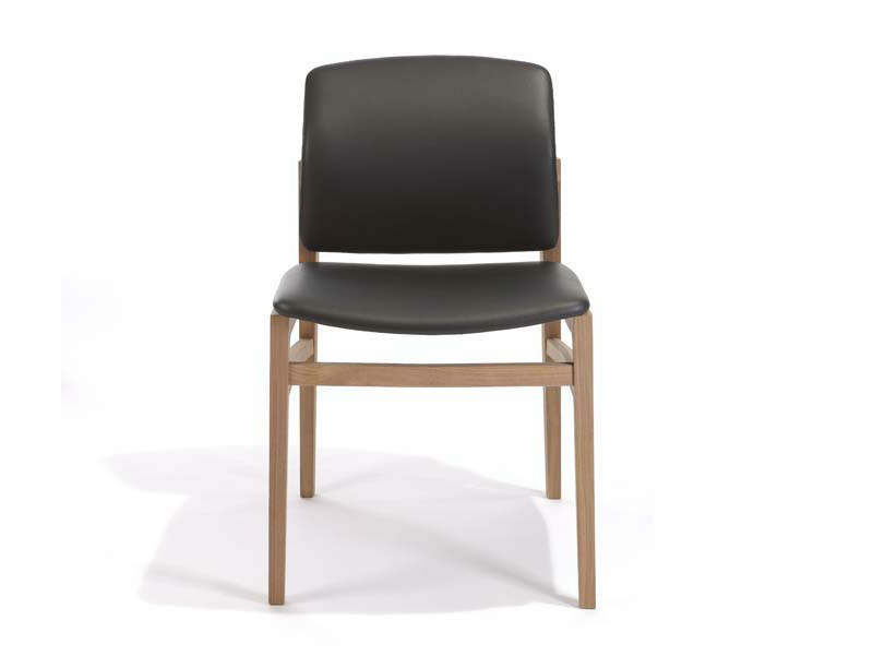 Imitation leather chair PATIO | Imitation leather chair by Potocco