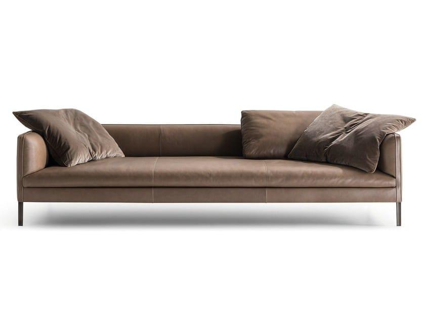 PAUL | Leather sofa
