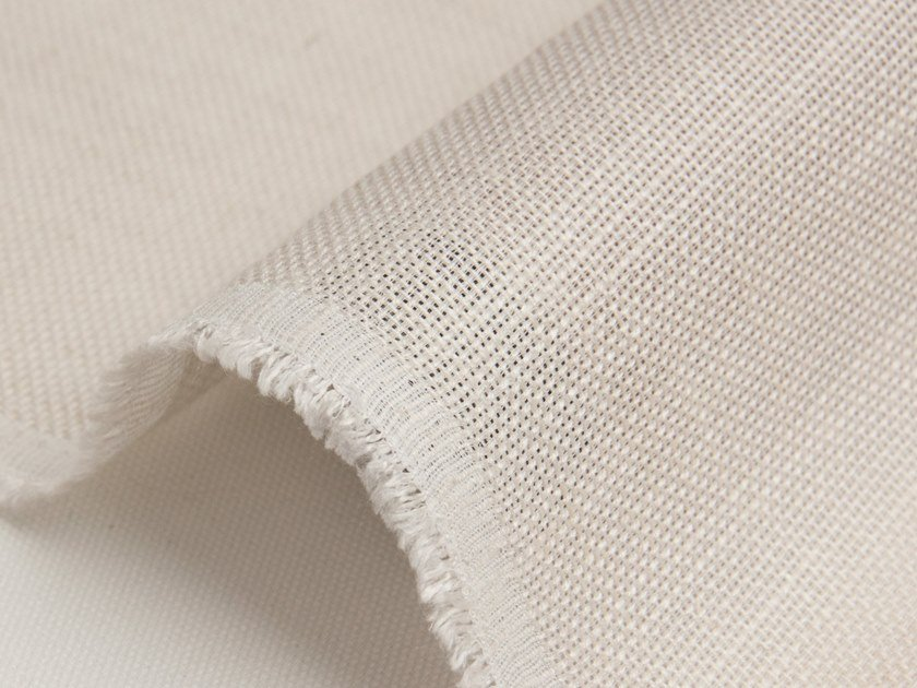 Viscose fabric for curtains PAULA by Equipo DRT