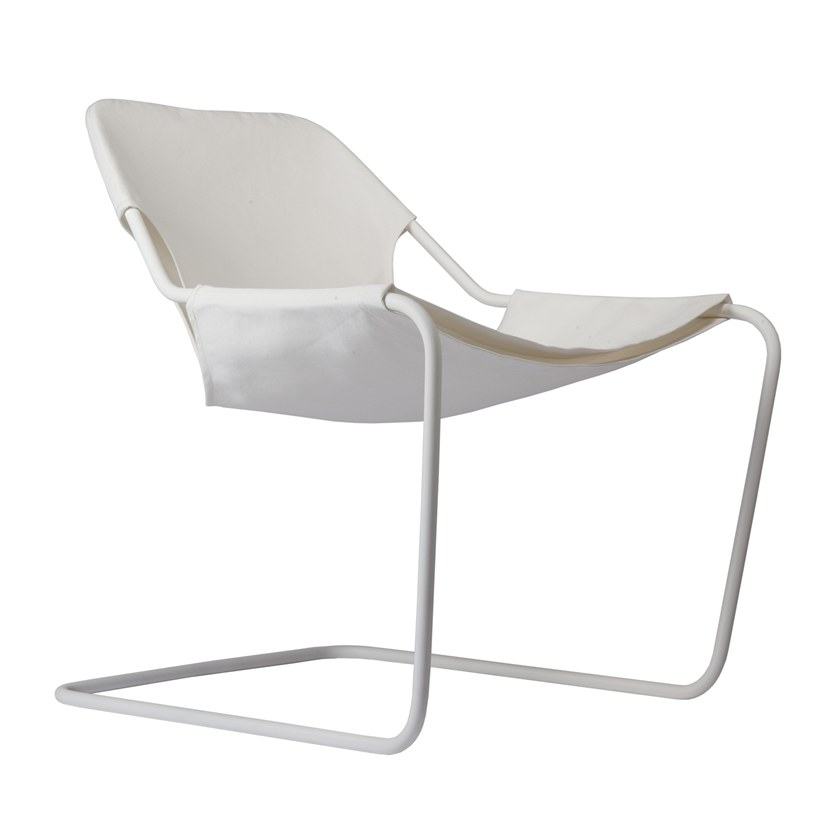 Cantilever outdoor lounge chair PAULISTANO OUTDOOR by Objekto