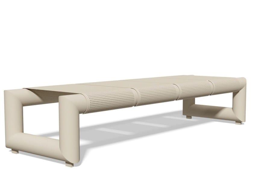 PAUSA 2315   Panchina senza schienale