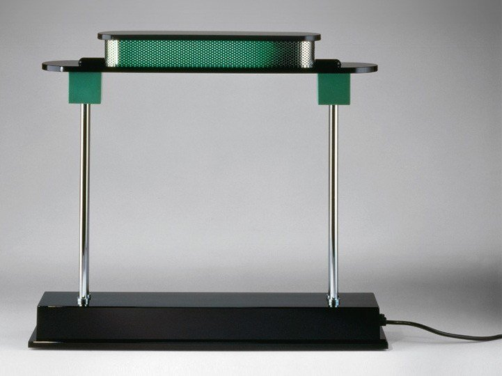LED resin table lamp PAUSANIA by Artemide