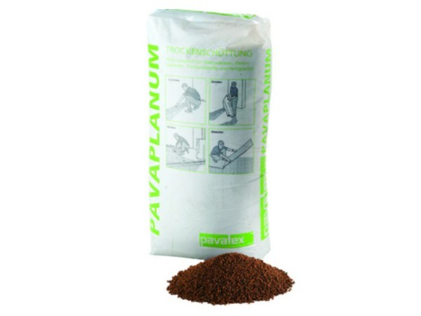 Expanded clay PAVAPLANUM by Pavatex