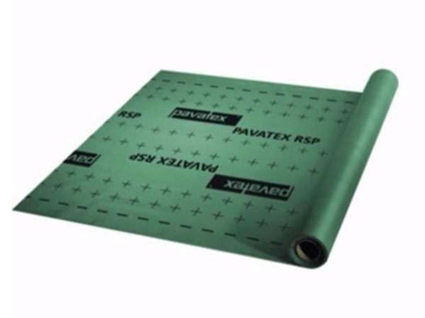 Breathable and protective sheeting PAVATEX RSP by Pavatex