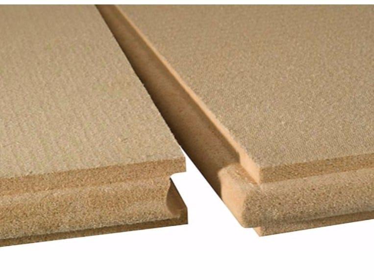 Pannello termoisolante in fibra di legno PAVATHERM-COMBI by Pavatex