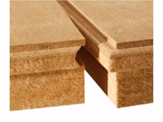 Wood fibre thermal insulation panel PAVATHERM OG by Pavatex
