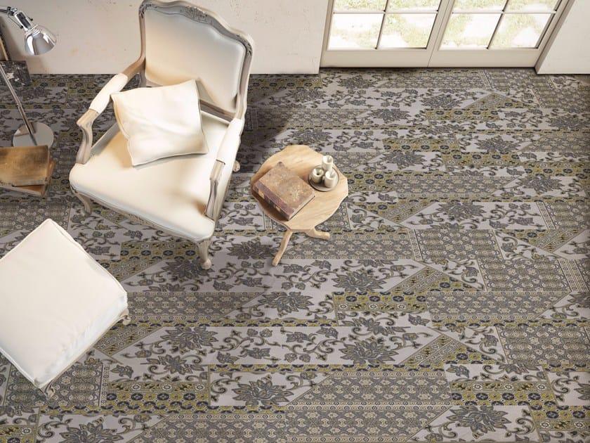 Ceramic flooring PAVIKER by Bruno Parquet