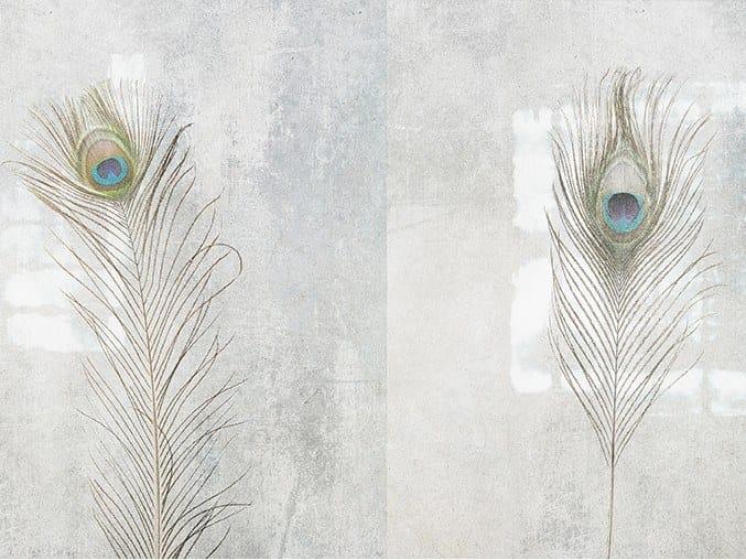 Wallpaper PAVON by Adriani e Rossi edizioni