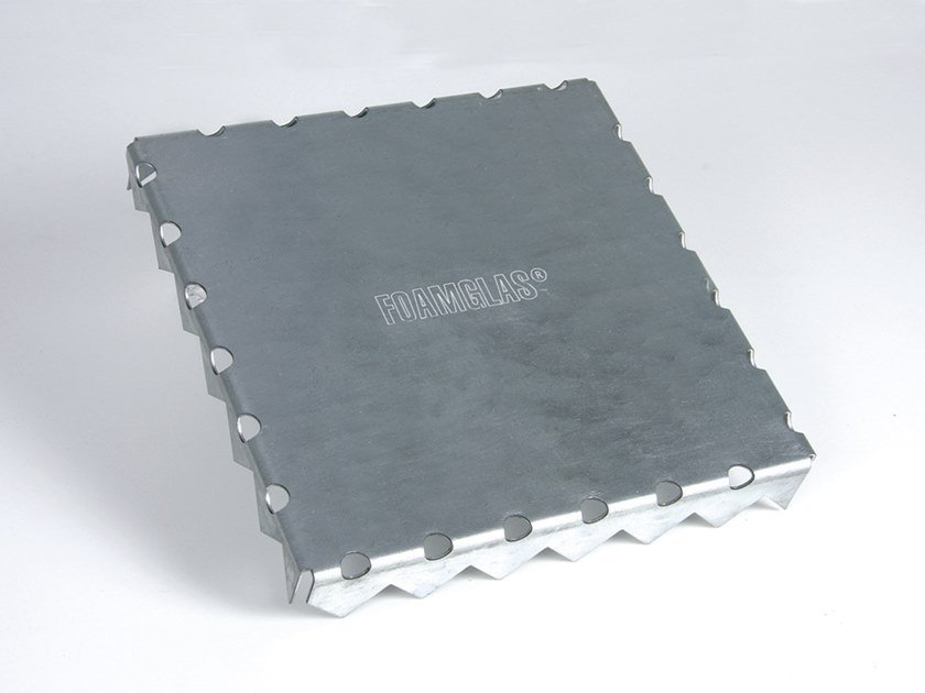 Special fixing for insulation PC® SP 200/200 by FOAMGLAS
