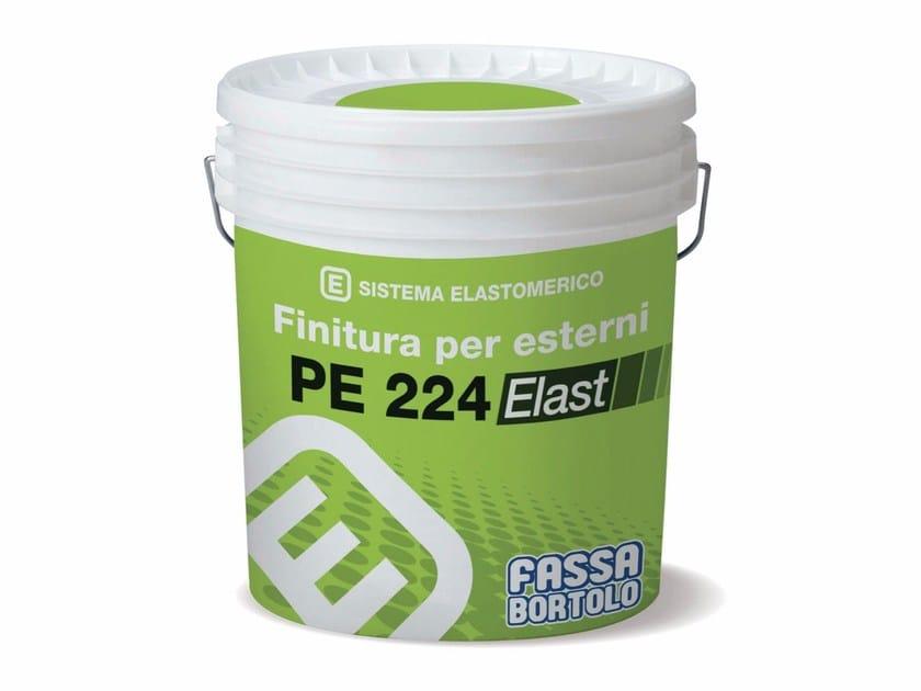 Water repellent water-based paint PE 224 ELAST by FASSA