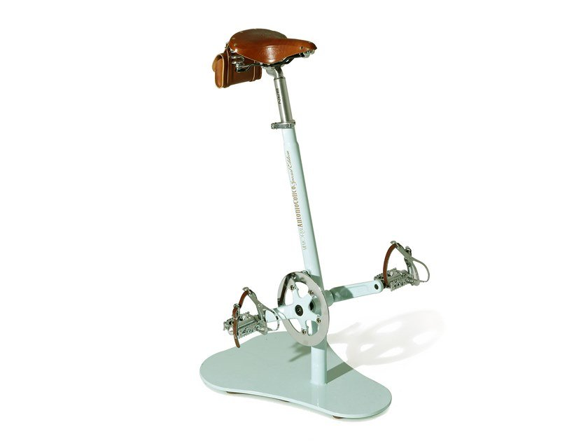 High stool with footrest PEDALÒ MEMORIAL by Colico
