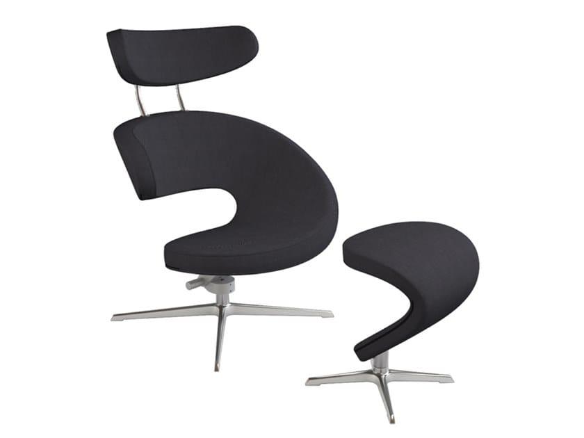 Poltrona Varier Peel.Peel By Varier Furniture Design Olav Eldoy
