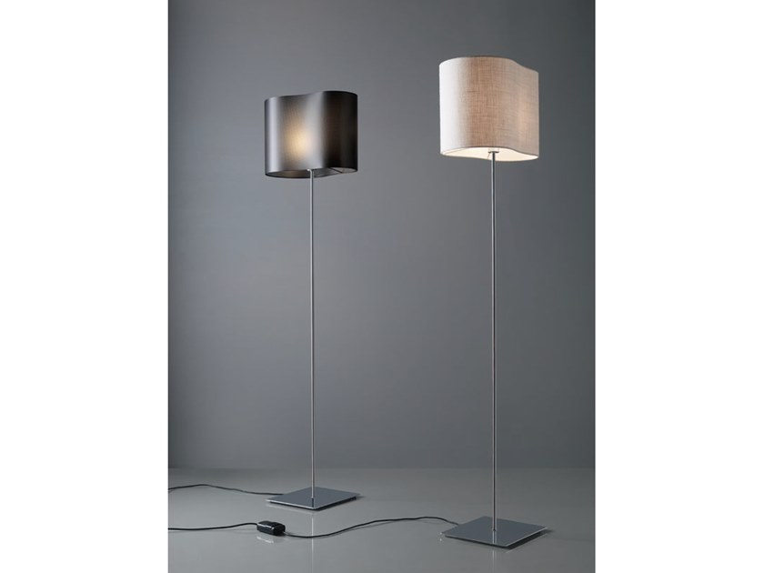 LED floor lamp with dimmer PEGGY | Floor lamp by Quadrifoglio