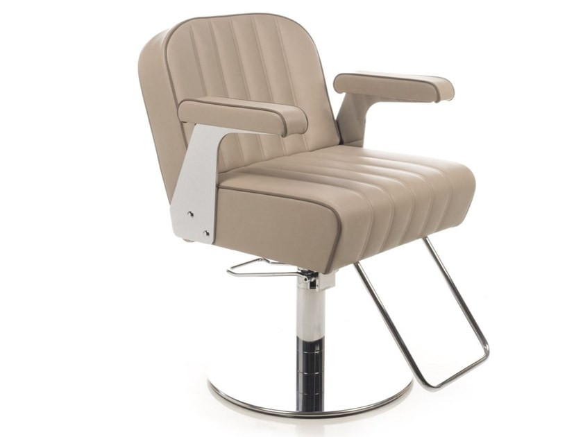 Hairdresser chair PEGGYSUE by Gamma & Bross