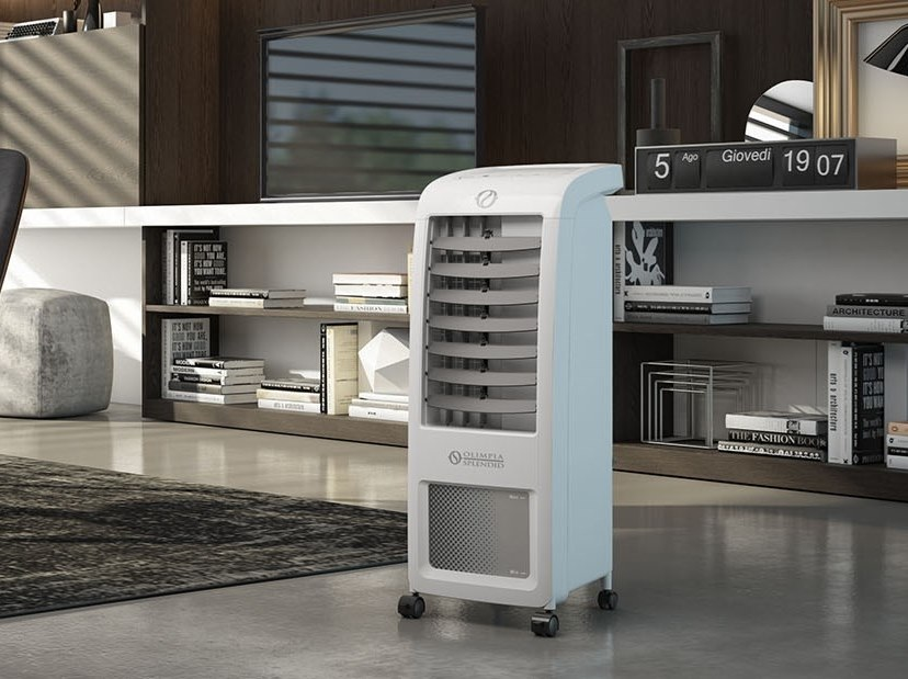 Air purifier PELER 6E by OLIMPIA SPLENDID