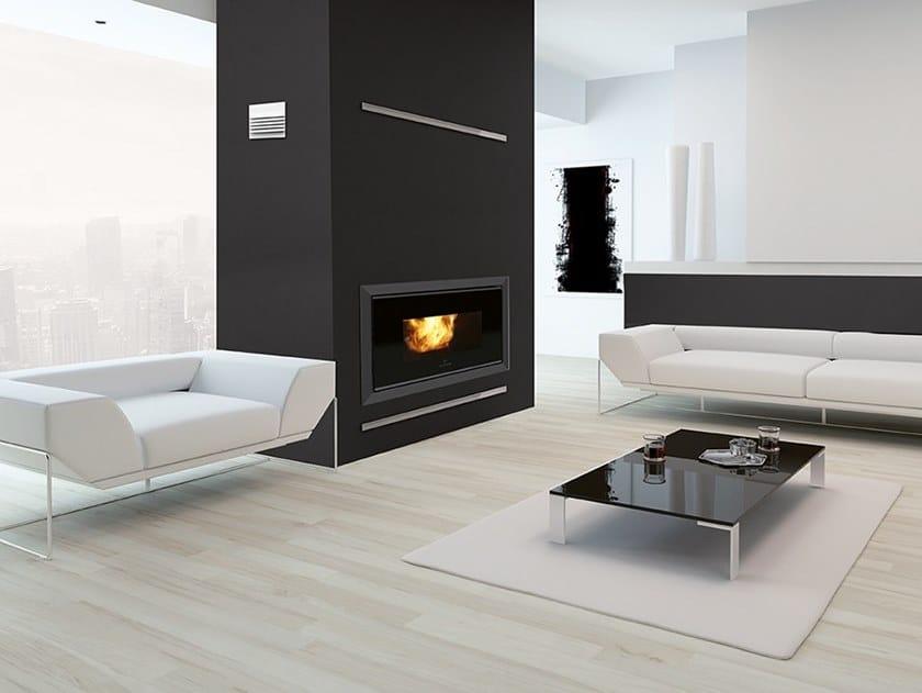 Pellet fireplace PELLKAMIN 12 by EDILKAMIN