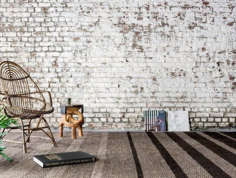 Alpaca rug PELLO WEAVE by Casalis