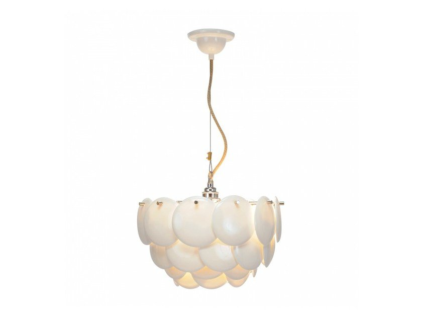 Lampada a sospensione a luce diretta in porcellana con dimmer PEMBRIDGE 1 by Original BTC