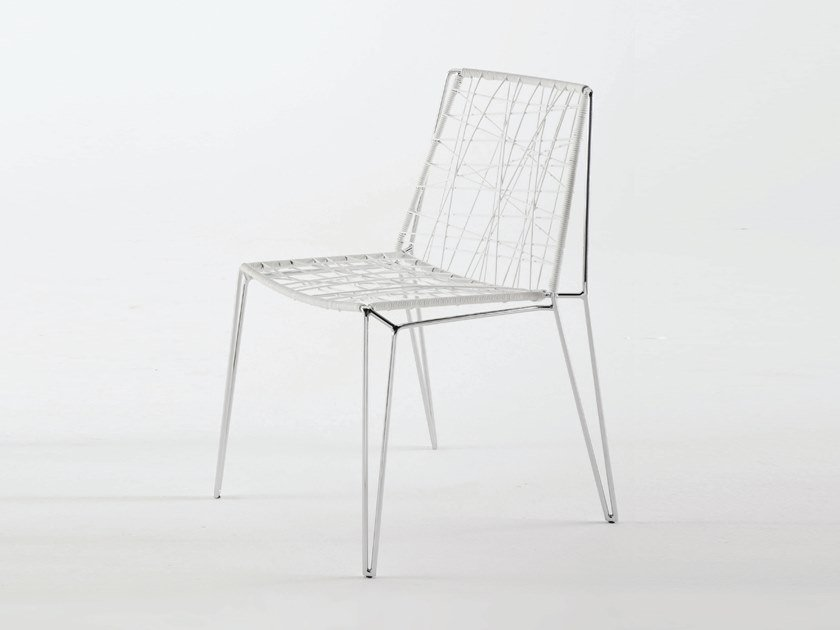 Synthetic material chair PENELOPE | Chair by Casprini